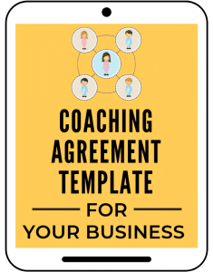 Coaching Agreement Template for Your Business