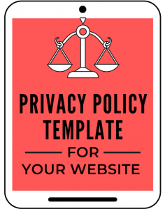 Privacy Policy Template for Your Business