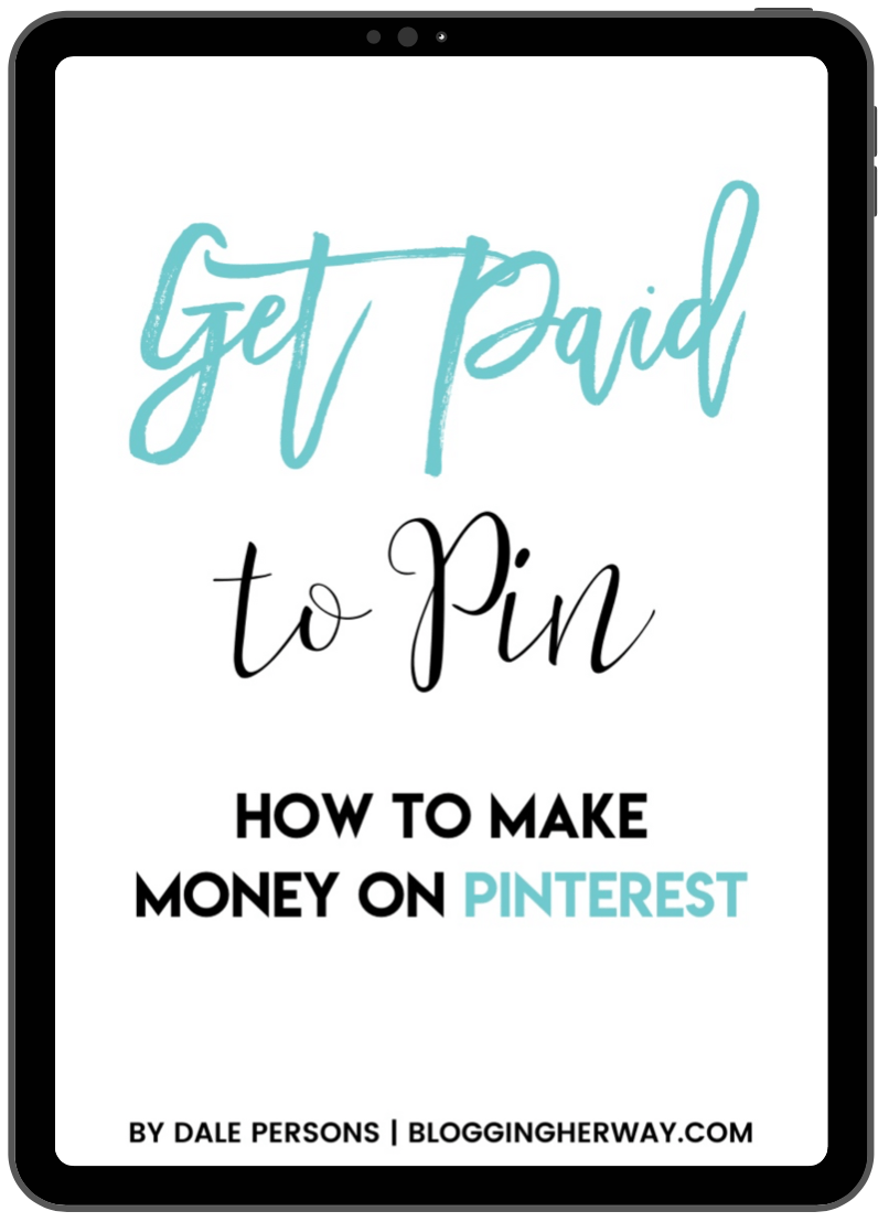 Get Paid to Pin Ebook