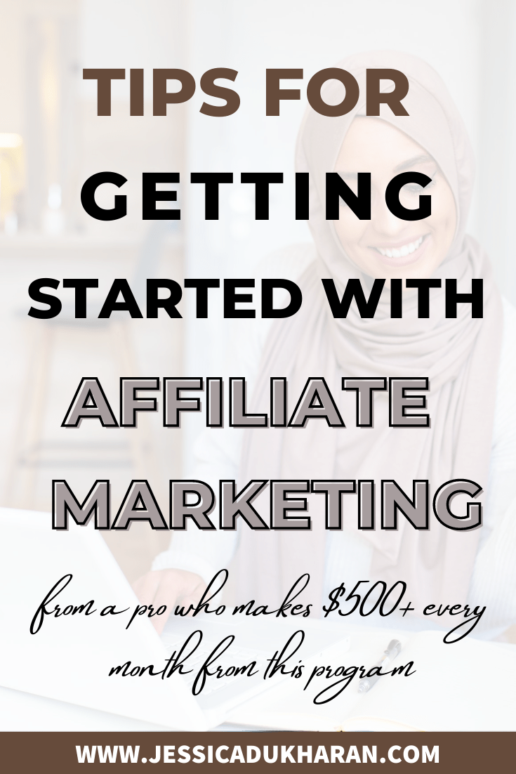 Tips for Getting Started with Affiliate Marketing for Beginners