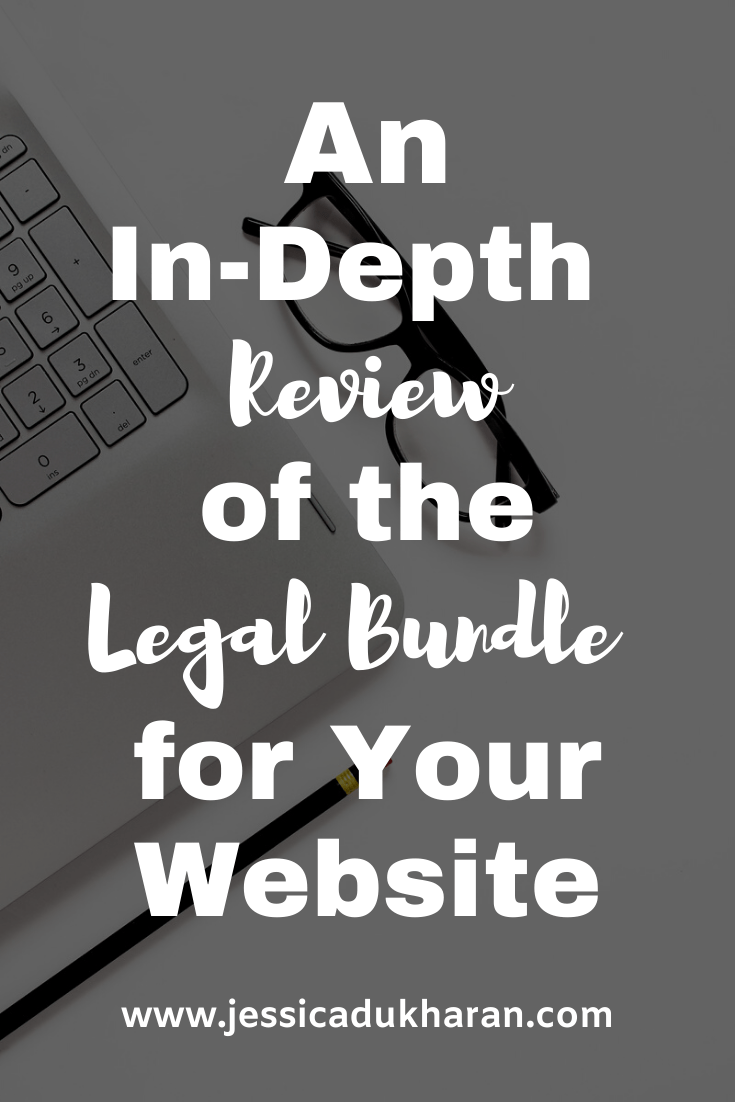 An In-Depth Review of the Legal Bundle for Your Website