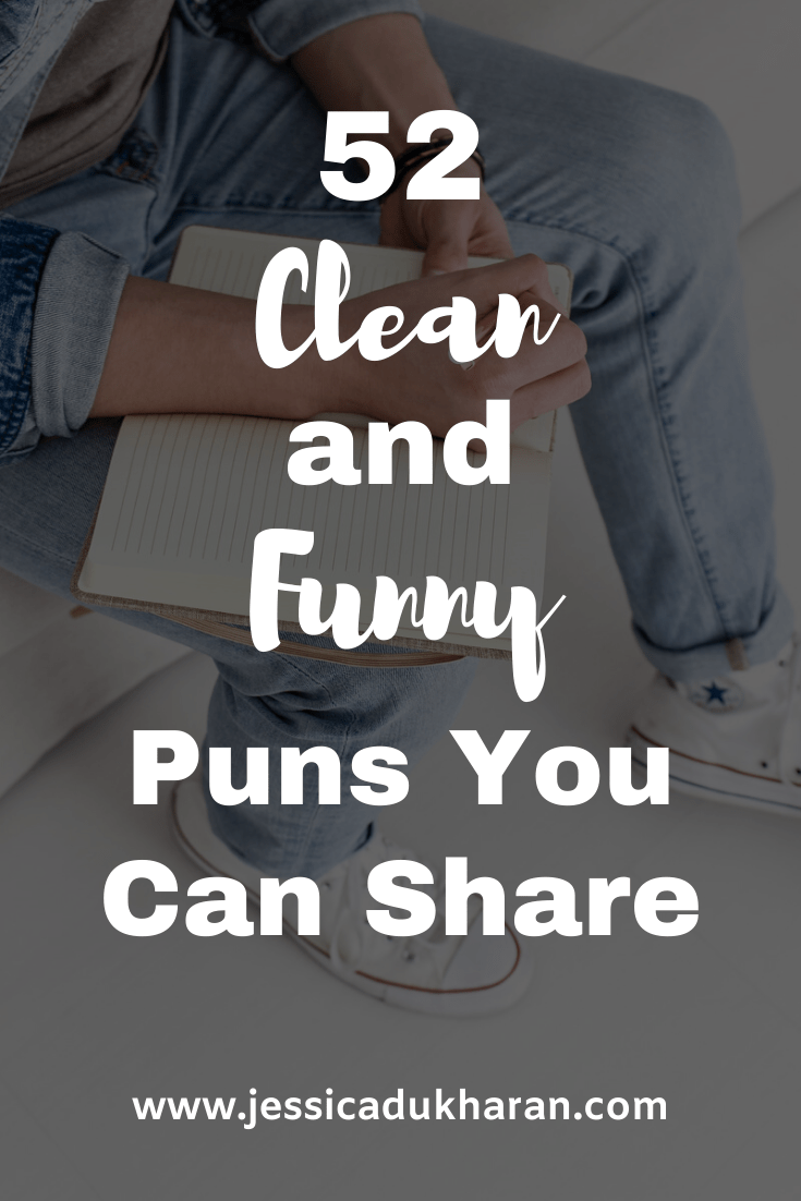 Clean and Funny Puns You Can Share